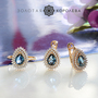 Золотое кольцо,золотые сережки,золото скидки, ювелирный магазин - Изображение #4, Объявление #1645561
