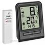 Цифровые термометры для комнаты и улицы с радиодатчиком TFA Prisma.