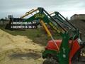 Погрузчик на мини трактор Kubota saturn X 24. - Изображение #2, Объявление #1666366