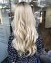 Профессиональное окрашивание волос Киев. Балаяж