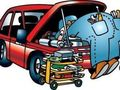 Автоэлектрик-пневматик на грузовой сервис