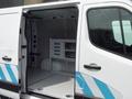 Переоборудование фургона, обшивка салона