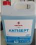 Дезинфектант Спиртовой для кожи рук 5 литров ANTISEPT - AZMOL British